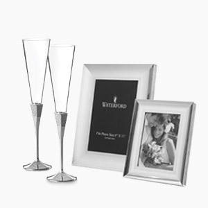 Lismore Diamond Silver Giftware