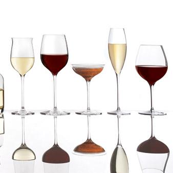View All Glassware