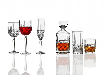 Marquis by Waterford Brady Goblet Set 4