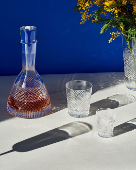 Diamond Line Decanter
