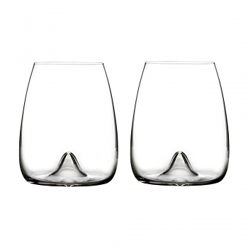 Elegance Stemless Wine Pair