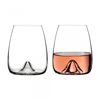 Elegance Stemless Wine Pair