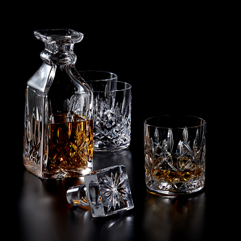 Lismore Decanter Set
