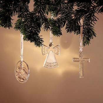 2019 Cross Ornament