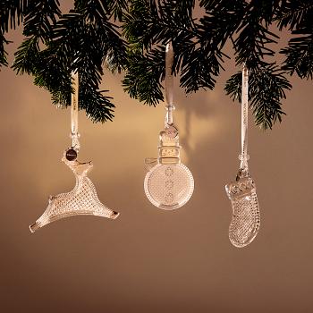 2019 Snowman Ornament