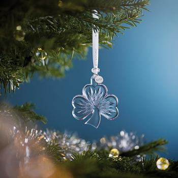 Sharmrock Crystal Ornament 2020