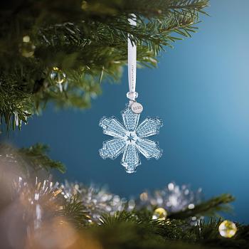 Snowcrystal Crystal Ornament 2020