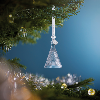 3D Christmas Tree Crystal Ornament 2020