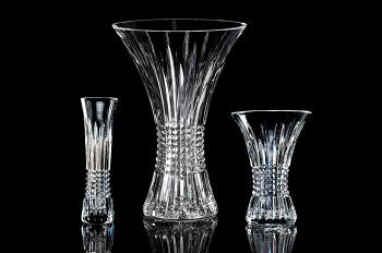 Lismore Diamond Vase 35cm