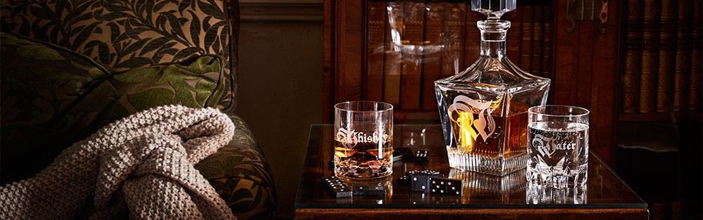 Short Stories Whiskey Amp Water Dof Tumbler Pair Waterford