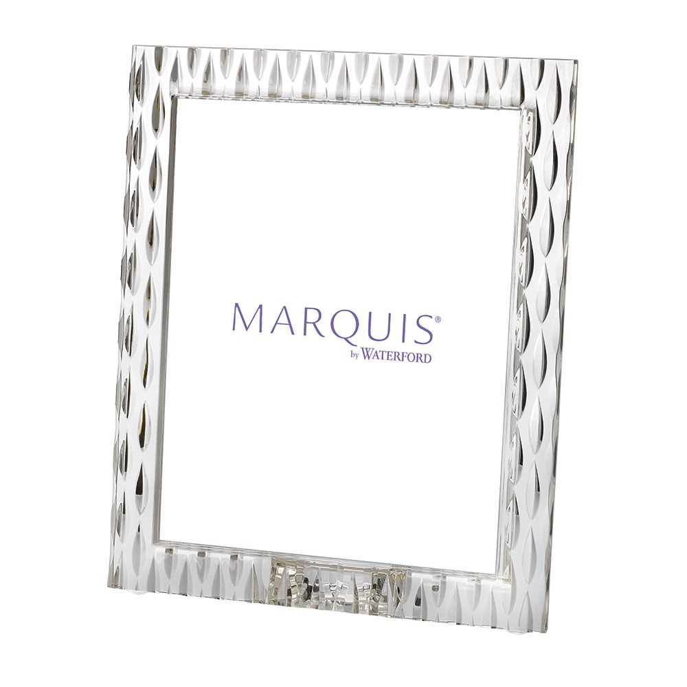 Photo Frames Crystal Silver White Photo Frames Waterford Crystal