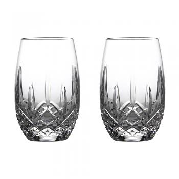 Lismore Nouveau Stemless White Wine Pair