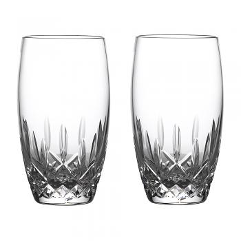 Lismore Nouveau Drinking Glass Pair