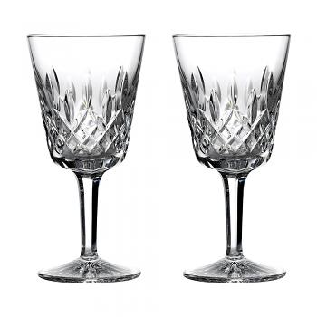Lismore Classic Goblet Pair
