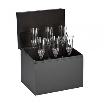 Lismore Essence Champagne Flute Set of 6