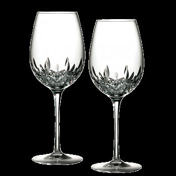 Lismore Essence Red Wine/Goblet Pair