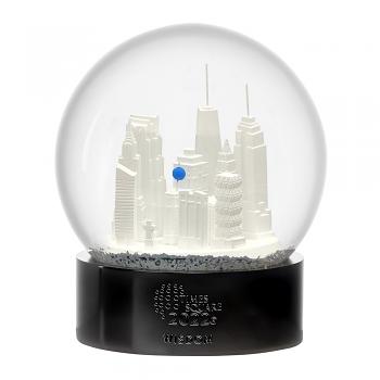 Times Square Snowglobe Wisdom