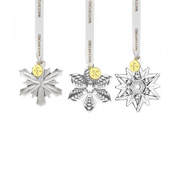 Set of 3 Mini Ornaments