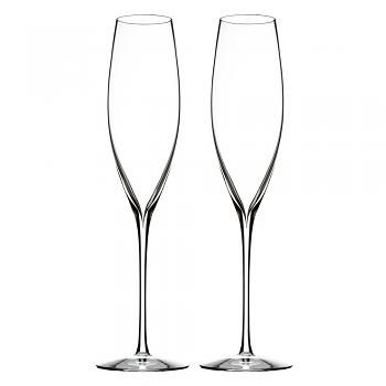 Elegance Champagne Classic Flute Pair