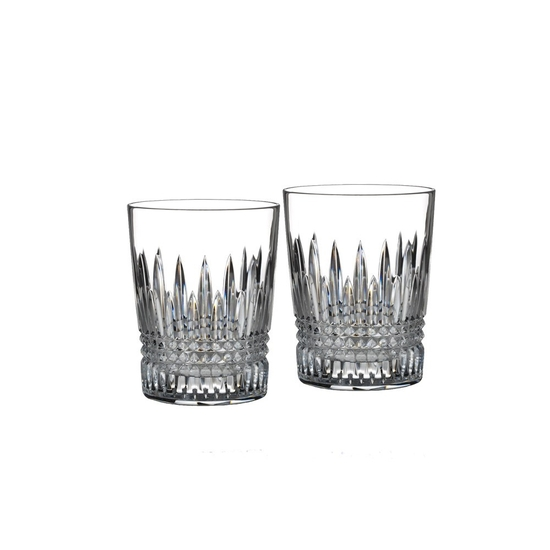 Lismore Diamond DOF Tumbler 12oz Pair