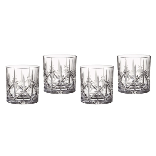 Marquis by Waterford Sparkle DOF Tumbler Set of 4
