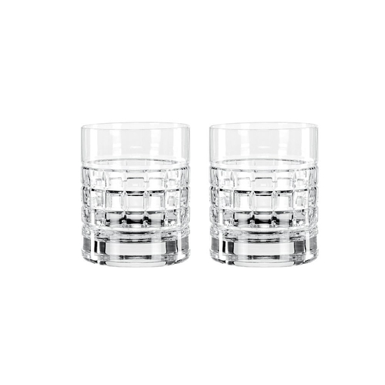 Waterford Crystal London DOF Tumbler Pair