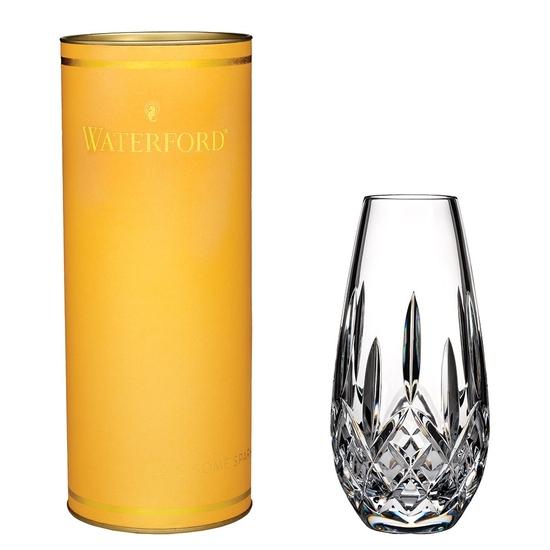 Giftology Lismore Honey Bud Vase 14cm