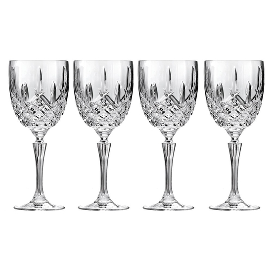 Marquis by Waterford Markham Goblet Set of 4