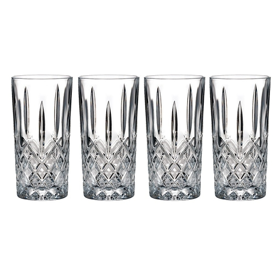 Marquis by Waterford Markham Hi Ball Set of 4
