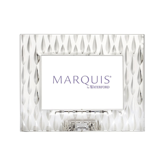 Marquis By Waterford Rainfall Frame 4 X 6 Waterford Crystal