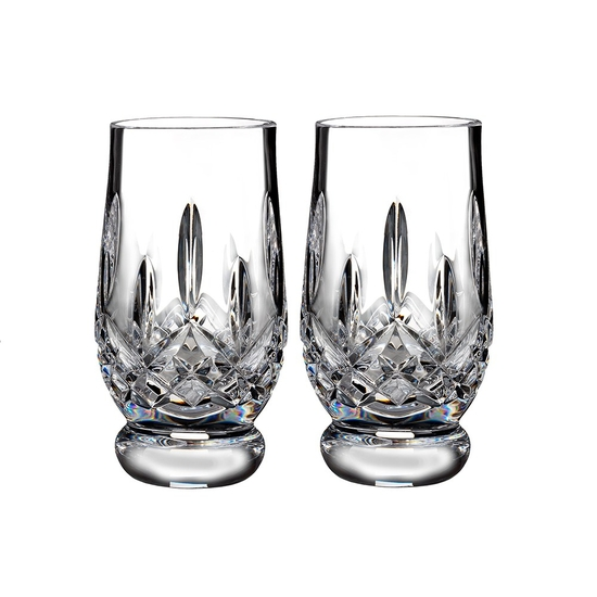 Lismore Connoisseur Footed Tumbler Pair