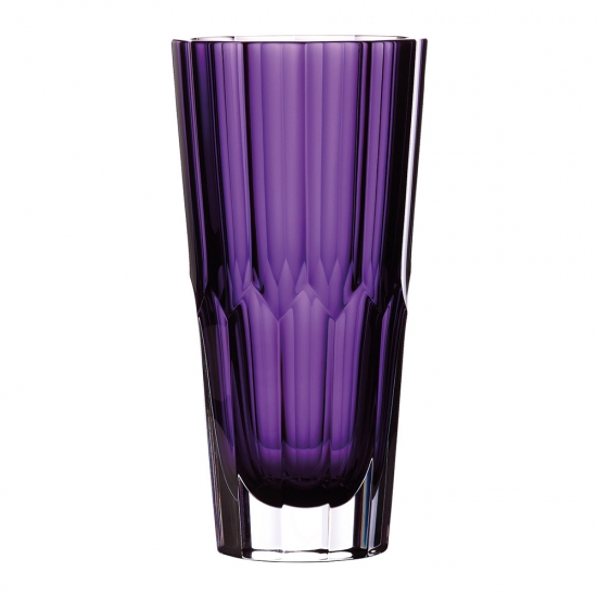 Jeff Leatham Icon Amethyst Vase 25cm