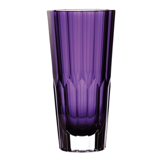 Jeff Leatham Icon Amethyst Vase 30cm