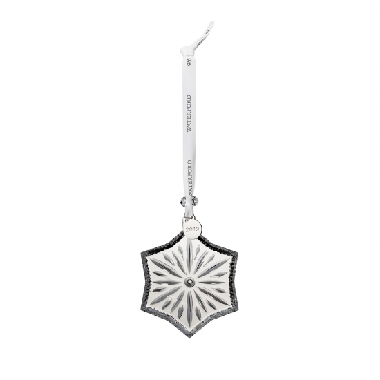 2019 Snowcrystal Ornament