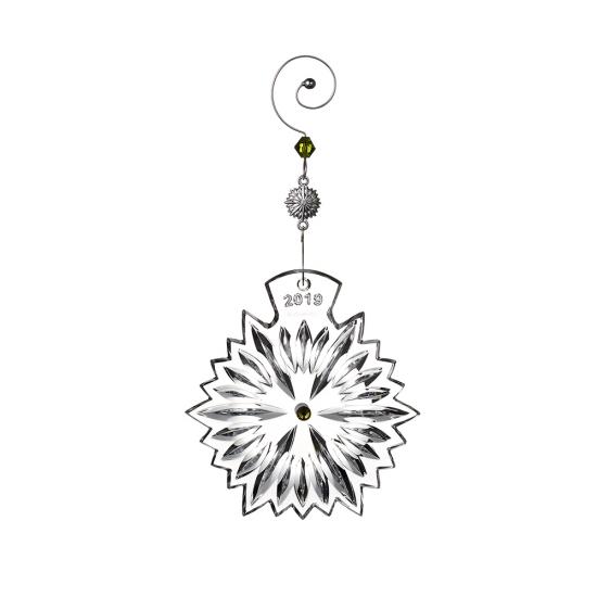 Snowflake Wishes 2019 Prosperity Ornament