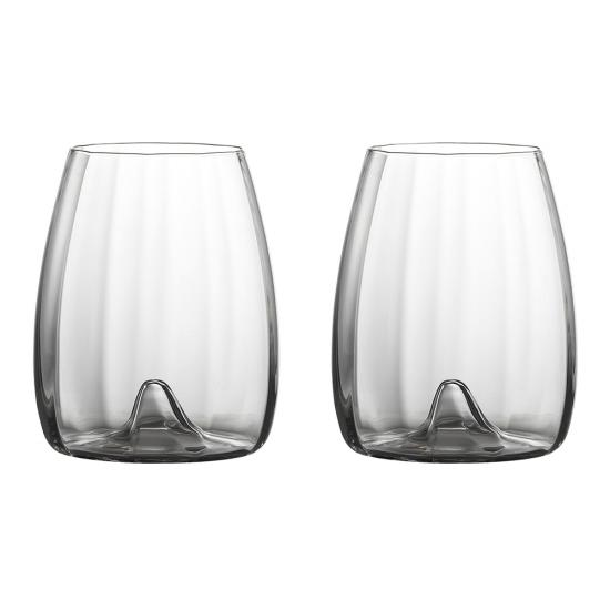 Elegance Optic Stemless Wine Pair