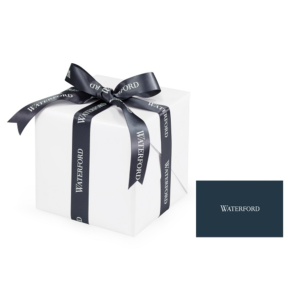 Gift Wrapping Waterford Crystal